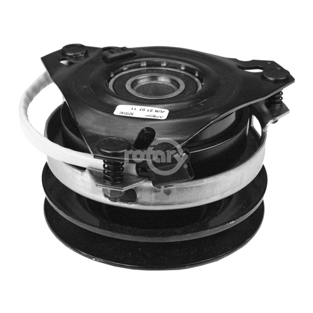 Cub Cadet Pto Clutch Kit : Clutch electric pto cub cadet hornbakers repair and welding