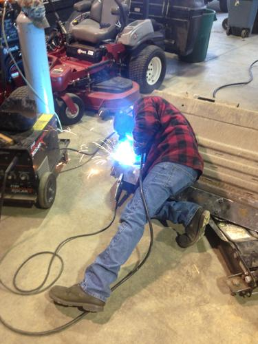 Hornbaker's Small Engine Repair & Welding